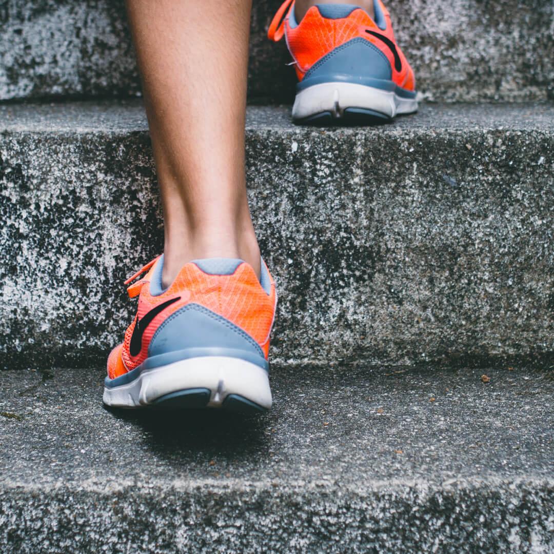Unngå vonde føtter med riktig sko.