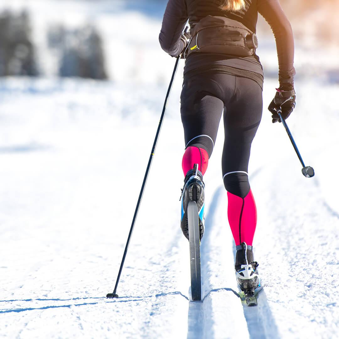 Skigåer - såler for skigåing