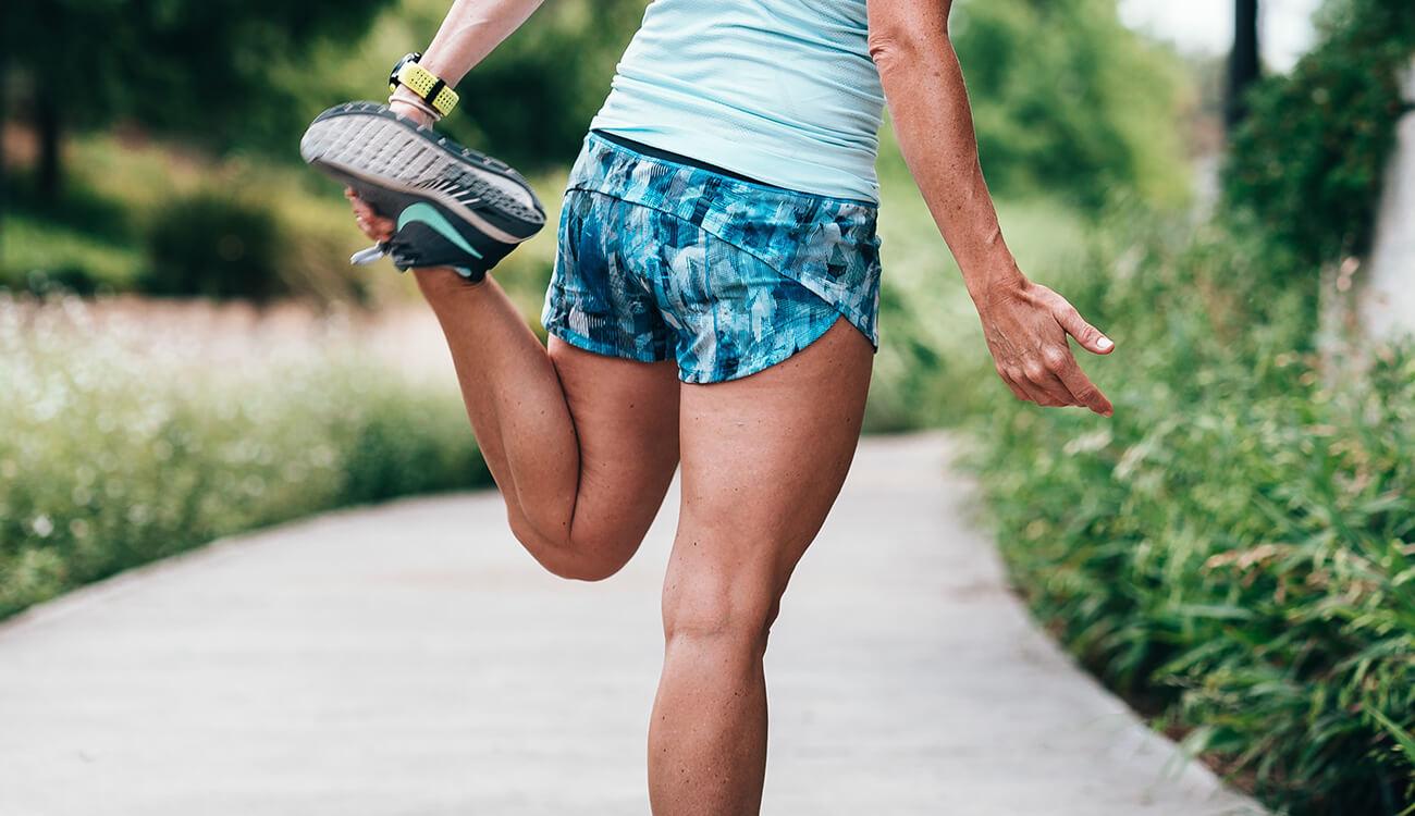 Stressinkontinens kan oppstå ved fysisk aktivitet